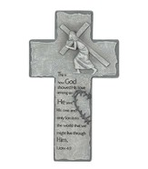 This Is How God Showed His Love Wall Cross