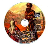 Key Character Qualities of a Godly Man Audio CD