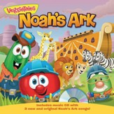 Noah's Ark: A Lesson in Trusting God includes CD