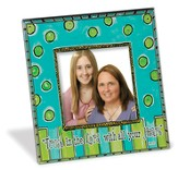 Trust In The Lord, Glass Photo Frame