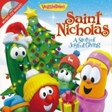 Saint Nicholas, includes music CD
