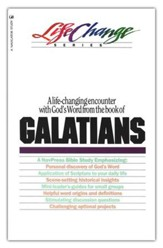 Galatians, LifeChange Bible Study Series