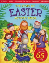 The Story Of Easter Activity Book - Slightly Imperfect