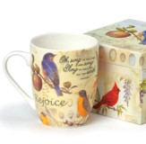 Songbirds Mug (Psalm 96:1, NKJV)