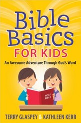Bible Basics for Kids: An Awesome Adventure Through God's Word - Slightly Imperfect