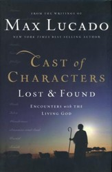 Cast of Characters: Lost & Found (slightly imperfect)
