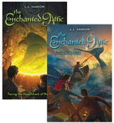 The Enchanted Attic Series, Volumes 1 & 2