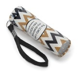 Brown Chevron Flashlight