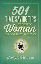 501 Time-Saving Tips Every Woman Should Know - Slightly Imperfect