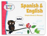 Spanish & English Board Book - Slightly Imperfect