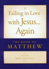 The Book of Matthew Vol. I (Matthew 1-4) DVD, Falling in Love with Jesus...Again 4