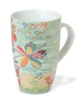 Bloom Where God Plants You Gift Mug