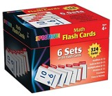 Math Spectrum Flash Card Set, Grades 4 & up.