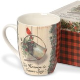 Let Heaven & Nature Sing Boxed Mug
