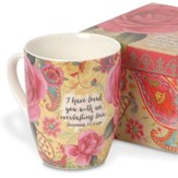 Everlasting Love (Jeremiah 31:3)--Mug in Keepsake Box