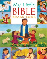 My Little Bible Boardbook