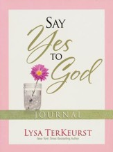 Say Yes to God Journal - Slightly Imperfect