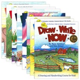 Draw Write Now Unboxed Set (Books 1-8)