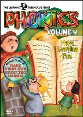 The Learning Treehouse: Phonics Volume 4