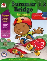 Summer Bridge Activities, Grades 1-2 (Canadian Edition)