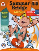 Summer Bridge Activities, Grades 4-5 (Canadian Edition)