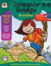 Summer Bridge Activities, Grades 5-6 (Canadian Edition)