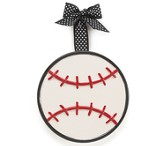 Baseball Ornament, Large