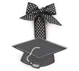 Graduation Cap Ornament, Small