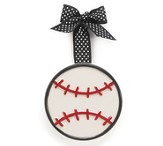 Baseball Ornament, Small