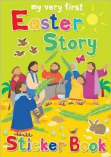 My Very First Easter Story, Sticker Book