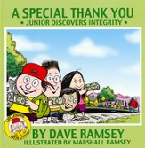 A Special Thank You , Junior Discovers Integrity
