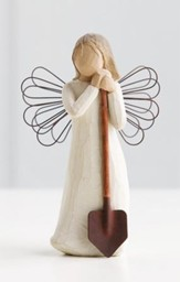 Willow Tree ® Angel of the Garden Figurine