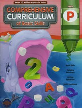 Comprehensive Curriculum of Basic Skills, Pre-Kindergarten