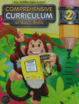 Comprehensive Curriculum of Basic Skills Grade 2 Workbook