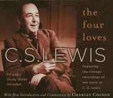 The Four Loves - Audiobook on CD