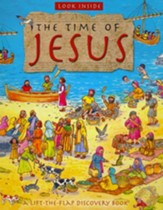 Look Inside the Time of Jesus: A Lift-the-Flap Discovery Book