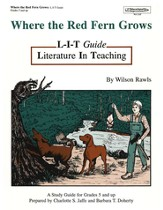 Where The Red Fern Grows L-I-T Study Guide