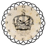 Blessings Clock, Psalm 21:3