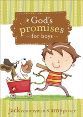 God's Promises for Boys - eBook
