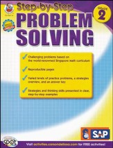 Step-by-Step Problem Solving Level 1, Grade 2