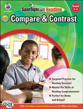Spotlight on Reading: Compare & Contrast Grade 5-6