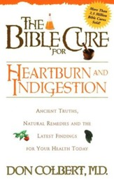 Heartburn and Ulcers, The Bible Cure Series
