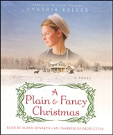 A Plain & Fancy Christmas Unabridged Audiobook on CD