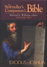 Storyteller's Companion To The Bible, Volume 2