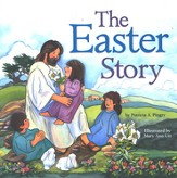 The Easter Story, Board Book