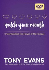Watch Your Mouth DVD: Understanding the Power of the Tongue