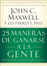 25 Maneras de Ganarse a la Gente (25 Ways to Win with People) - eBook