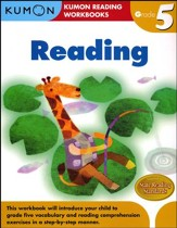Kumon Reading, Grade 5