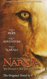 Chronicles of Narnia: The Voyage of the Dawn Treader Movie Tie-In Edition, Mass Market Edition