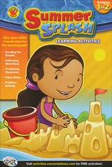 Summer Splash Learning Activities  Grades 1-2
